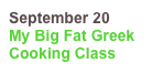 September 20