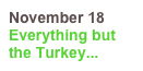 November 18